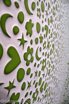 PAMESA (mosaic collection by Agatha Ruiz De La Prada) -  #Cersaie #ceramic #Bologna #porcelain #architecture #architettura