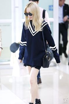 Taeyeon-GMP airport