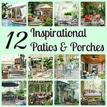 Hometalk :: I've been gathering inspiration for a backyard makeover and wanted to…