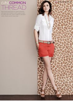 love this for the summer...good old banana republic
