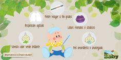 Seis síntomas peligrosos en los bebés Si tu peque presenta alguna de estas señales, llévalo de inmediato al pediatra, pues podría tratarse de una condición seria.