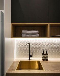 27+ Ideas Kitchen Wall Tiles Splashback Open Shelving