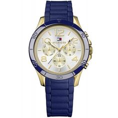 Welcome to Tommy Hilfiger Timberland, Tommy Hilfiger Mujer, Tommy Hilfiger Watches, Color Azul, Watches Online, Seiko, Bracelet Watch, Jewelry Watches, Ebay