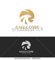 Eagle Logo,Vector Logo Template