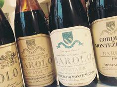 Awesome #barolo #wine #italianwine #winetours #winelovers #winery #wineland #redwine #drinks #nebbiolo #langhe #monfalletto
