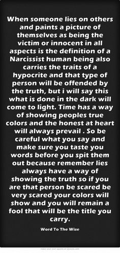 Karma is going to bite you in the ass. Karma Quotes, Wisdom Quotes, Words Quotes, Quotes To Live By, Sayings, People Quotes, True Colors Quotes, Hypocrite Quotes, Great Quotes