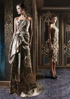 Rami Kadi Haute Couture осень-зима 2012-2013: myfashion_diary