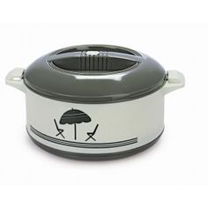 Cello Chef Casserole 2500 ml - Green.  It is made of foodgrade material with thermi-guard. The inner mirror finished liner parts are fabricated out of non-magnetic stainless steel seat.