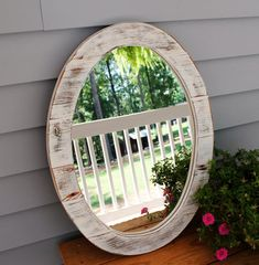 Barnwood Framed Bathroom Mirrors rustic mirrors, reclaimed wood mirror, rustic mirror, rustic