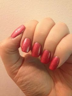 Belle Glamour Nail Polish In Bloodstain