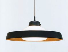 Ceiling Lamp Designed by Gino Sarfatti, 1957