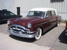 1954 Packard Hearse-Ambulance Combo