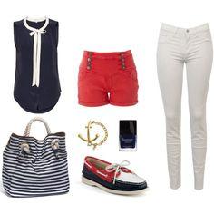 Nautical Look