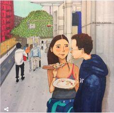 15 Ilustraciones que revelan esos secretos de vivir en pareja que pocos se atreven a hablar
