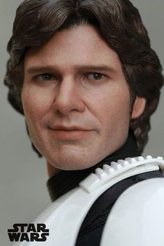 【Star Wars: Episode IV A New Hope - Han Solo (Stormtrooper Disguise Version)】  Star Wars enthusiasts, get ready to save Princess Leia by Han Solo and Luke Skywalker. But first, you need to disguised as Stormtroopers! With the final product arriving today, Hot Toys can't wait to show you the 1/6th scale Han Solo (Stormtrooper Disguise Version) from Star Wars: Episode IV A New Hope.   Sophisticatedly crafted based on the images of Harrison Ford as Han Solo in Star Wars Episode IV, the 1/6th…