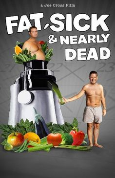 FAT, SICK & NEARLY DEAD is an inspiring film that chronicles Joe's personal mission to regain his health while traveling across America, juicer in tow, and inspiring others to do the same.