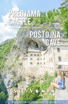 Kollecting Koordinates - Postojna Cave and Predjama Castle