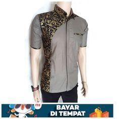African Wear Styles For Men, African Shirts For Men, Indian Men Fashion, African Fashion Ankara, Stylish Shirts, Casual Shirts, Formal Shirts For Men, Mens Designer Shirts, Batik Fashion