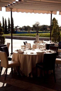 Restaurante Mar de Olivos. Gastronomía