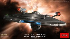 """Cutaway of the new USS Enterprise! It's available as a 35""""x23"""" print! You can purchase it here: www.cafepress.com/michaelwiley…"""