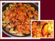 Melanzane pizzaiola al microonde, foto 1
