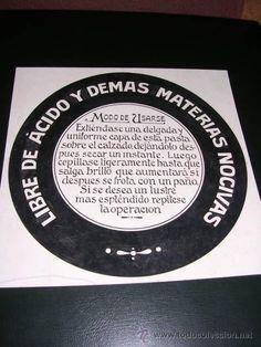 PUBLICIDAD - DIBUJO ORIGINAL A PLUMILLA PUBLICITARIO BRILLANTINA OMNIA 1922 VALLCARCA (BARCELONA) - Foto 1