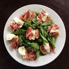 Salada Real Food Recipes, Healthy Recipes, Healthy Food, Stuffed Hot Peppers, Light Recipes, Potato Salad, Sandwiches, Homemade, Parma