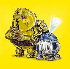 Fat Pop Culture – 39 nouvelles illustrations obèses d'Alex Solis ! | Ufunk.net