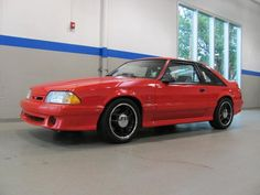 Buy The Last '93 Mustang Cobra R Ever Made For $115,000