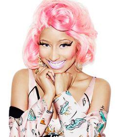 Still waiting on Nicki Minaj's fragrance...
