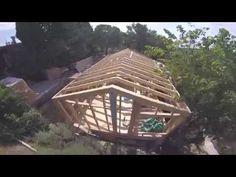 Dom Arquitectura - La casa de madera - YouTube