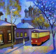 картины художника Александра Щепалина -06