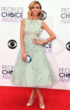 Giuliana Rancic en Tony Ward People's Choice Awards 2015: nos top 5 Best & Worst Dressed | Fashion is Everywhere