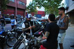SIDEBURN11 Party at Kiddo, 26 July 2012