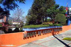 Museo de Ciencia y Tecnología de Mérida. Venezuela
