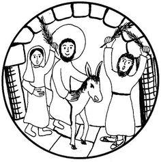ausmalbilder bibel 02 | kindergottesdienst | pinterest