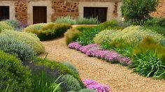 urquijo-kastner estudio de paisajismo / jardín patio de un cortijo en consuegra, toledo