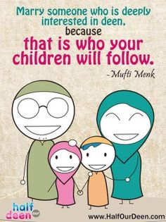 Find images and videos about allah islam on We Heart It - the app to get lost in what you love. Islam Marriage, Marriage Life, Allah Islam, Islam Quran, Islamic Inspirational Quotes, Islamic Quotes, Muslim Faith, Islamic Cartoon, Islam Women
