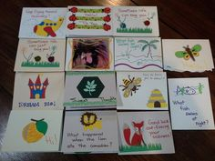 Spring Tea cards for kids with cancer