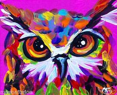 Abstract Owl Art 1000+ ideas about <b>owl paintings</b> on pinterest  <b>owl art</b>, <b>owl</b> ...
