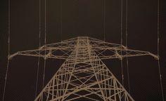 electric pole design