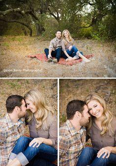Thomas F. Riley Wilderness Park Engagement With Lauren and Logan | Orange County Wedding Photographer