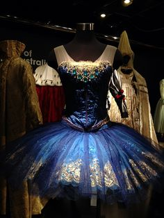 I just love blue tutus! It's a recurring theme for me. | Australian Ballet
