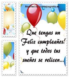 imàgenes con saludos de cumpleaños para mi hermano que esta lejos gratis, postales con felicitaciones de cumpleaños para mi tìa: http://www.consejosgratis.es/frases-para-cumpleanos-originales/