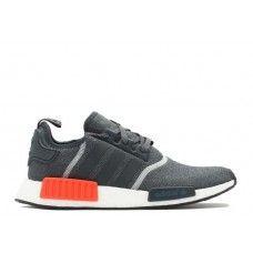 34c80dd693d Adidas Boty Kotníkové NMD R1 Denim Oranžový - Adidas Obchod