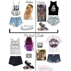 5sos preference- Concert he takes you to
