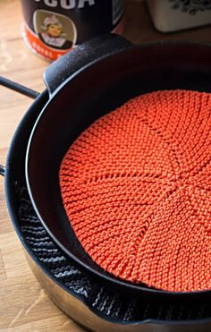 Knitting Patterns Free, Free Knitting, Knitting Ideas, Diy And Crafts, Crochet, Kitchen, Linen Fabric, Cooking, Kitchens