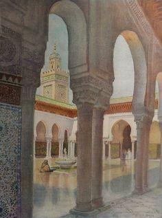 Art Islam France, Far Away, Installation Art, Middle East, Illustration, Taj Mahal, Images, Travel Europe, Building