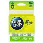 "1/2"" Removable Glue Dots"