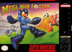 Coming Tonight after Tecmo Super Bowl  It's Game ON! Xtra   so if it goes well and if there's reception of the game on stream  then maybe I'll do a 15 game Exhibition stream on Twitch  Mega Man Soccer for the Super Nintendo, brought to us by Capcom. :)  Stay tuned after Tecmo Super Bowl Pre-Season Game #3  only on Game ON! Live on Twitch.  And of course, GAME ON!!! :)